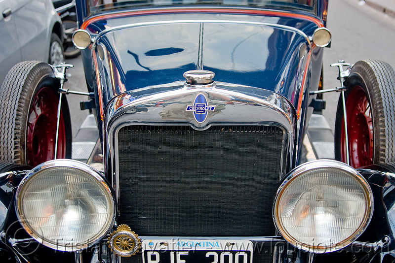 1930 chevrolet AD universal - classic car, antique, automobile, front, headlights, historical, jujuy, jujuy capital, noroeste argentino, san salvador de jujuy