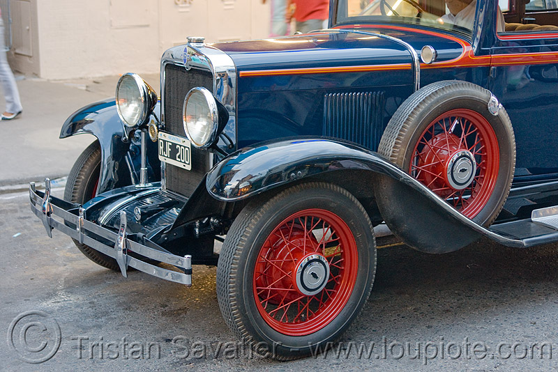 1930 chevrolet AD universal - classic car, antique, automobile, front, historical, jujuy, jujuy capital, noroeste argentino, san salvador de jujuy, wheels
