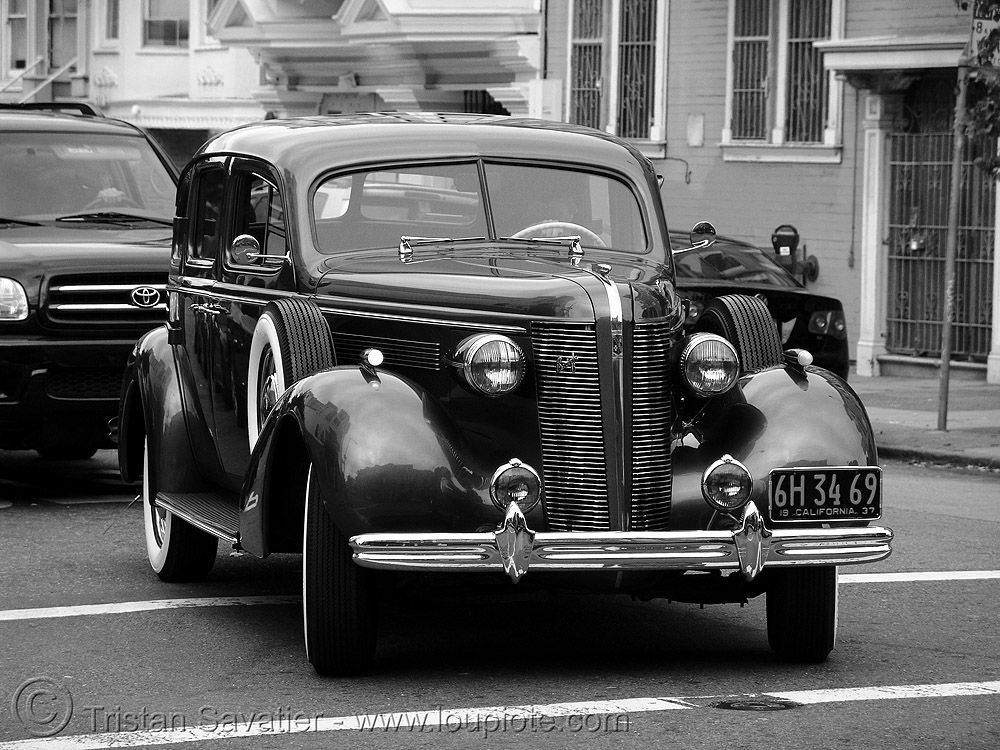 1937 buick century - the american dream, 1937, american dream, automobile, buick century, classic car, johnny stokes, street