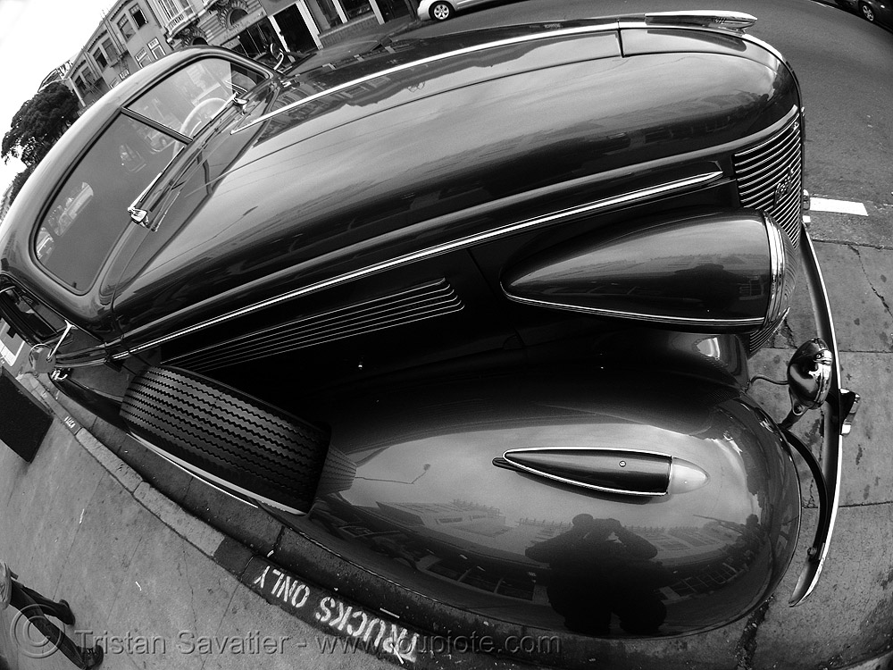 1937 buick century - the american dream, 1937, american dream, automobile, buick century, classic car, fisheye, johnny stokes