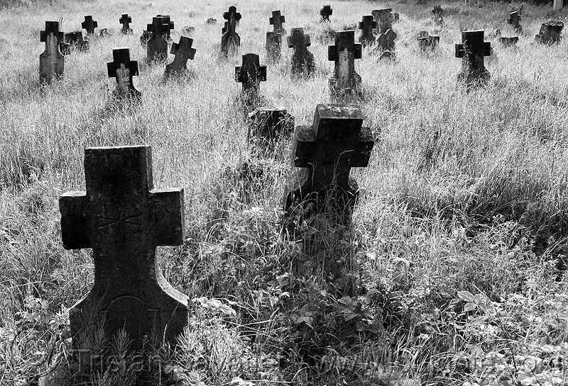 abandoned cemetery, backlight, belogradchik, christian orthodox cemetery, cross, crosses, decay, graves, graveyard, military cemetery, religion, tombs, tombstone, trespassing, urban exploration, war cemetery, българия