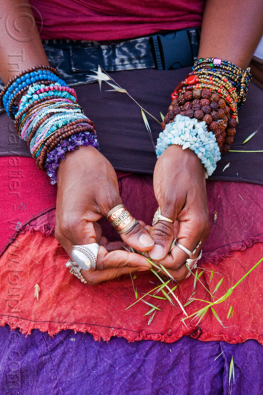 african hands, beaded bracelets, beads, black woman, finger rings, fingers, hands, jewelry, lala love, spring training, wrists