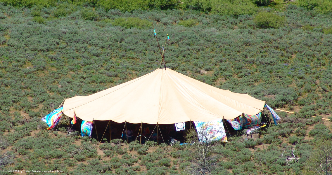 big-tipi - rainbow gathering - hippie, indian tipi, rainbow family