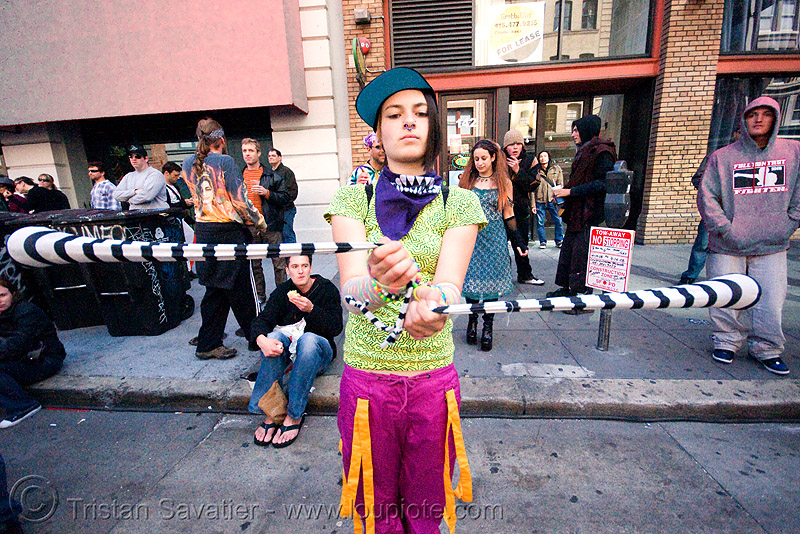 candy kid spinning poi (san francisco), kandi raver, poi, raver outfits, woman