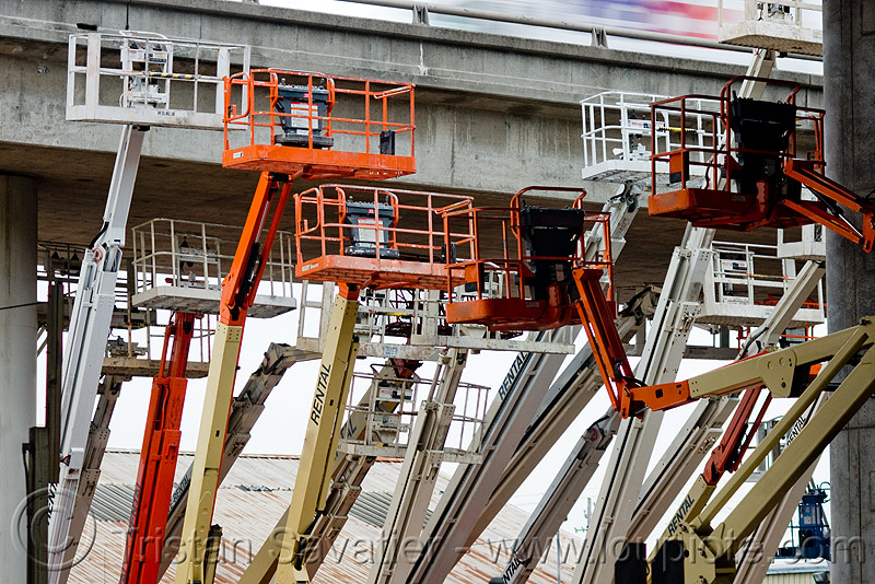 cherry picker lifts, aerial lifts, arms, boom lifts, cherry pickers, cranes, hydraulic, industrial, machineries, rental