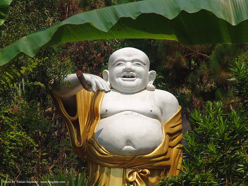 chinese budai - fat buddha - thailand, budai, chinese, fat buddha, hotei, laughing buddha, sculpture, statue, ประเทศไทย, สังกัจจายน์, 布袋, 笑佛