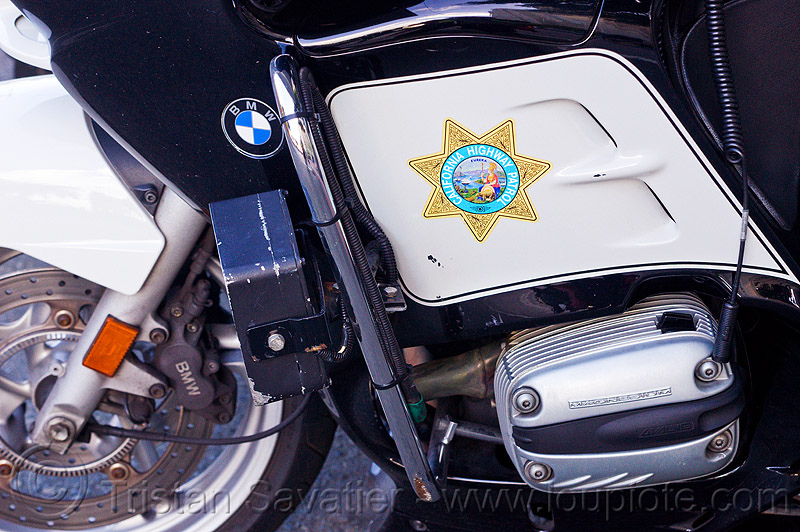 CHP BMW R1200, bmw, california highway patrol, chp, engine, law enforcement, motor cop, motor officer, motorbike, motorcycle police, parked, r1200, r1200rt-p