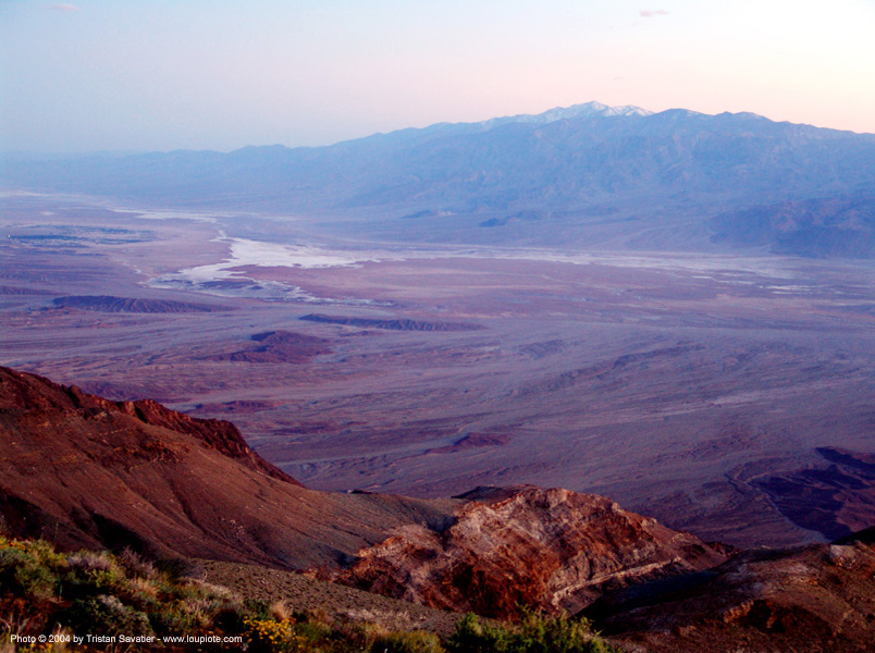 death valley - view from chloride cliffs (death valley), chloride cliff, chloride ghost town, death valley