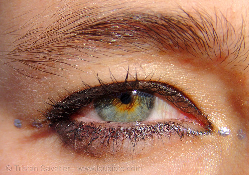 decon's beautiful eye!, close up, eye color, eyelashes, iris, macro, people, pupil, right eye, shaina, woman