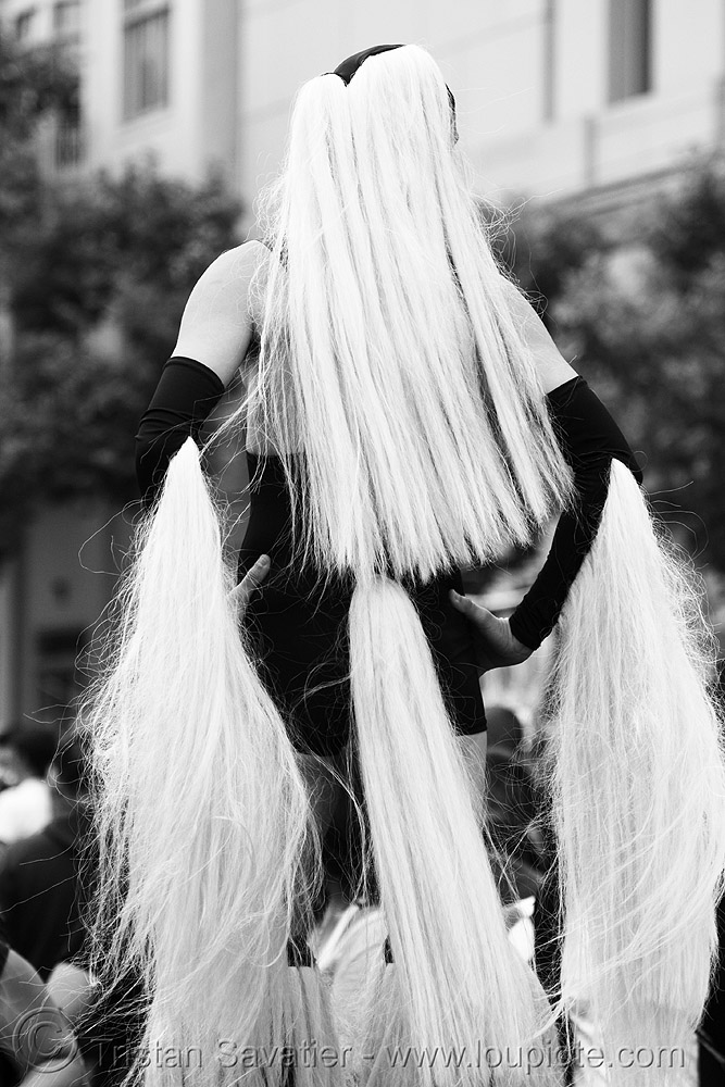 drag queen - gay pride (san francisco), crossdressing, drag, gay pride 2008, gay pride festival, transvestite