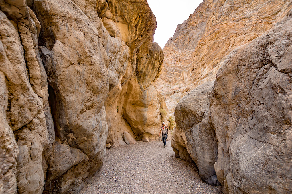 fall canyon - hiking in death valley national park (california), death valley, fall canyon, hiking