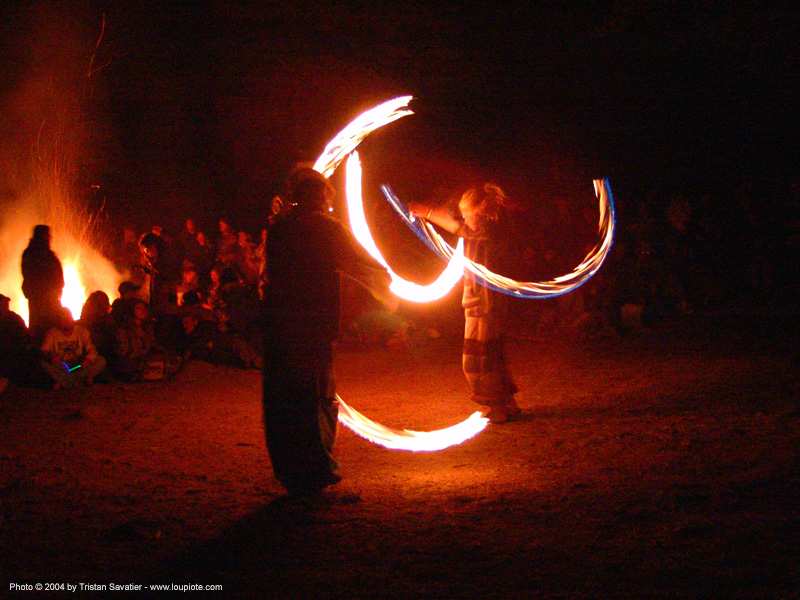 fire-dancer  - rainbow gathering - hippie, fire dancer, fire dancing, fire performer, fire poi, fire spinning, flame, hippie, long exposure, night, rainbow family, rainbow gathering, spinning fire
