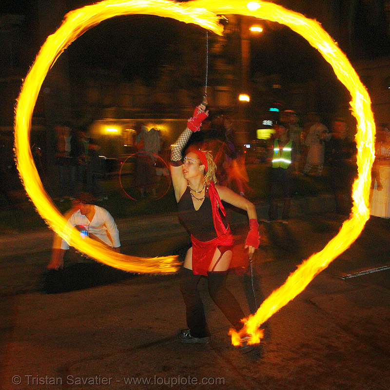 rising, fire, fire dancer, fire dancing, fire performer, fire poi, fire spinning, flames, long exposure, march of light, night, people, pyronauts, spinning fire