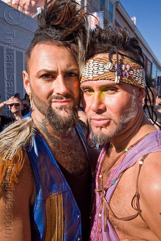 folsom street fair (san francisco), people