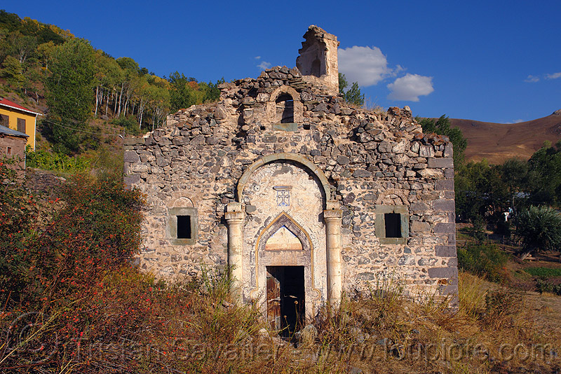 georgian church ruin (turkey), byzantine, georgian church, orthodox christian, religion, ruins