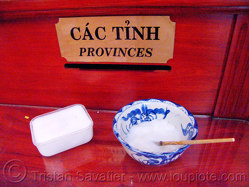 glue for postage stamps - vietnam, bowl, các tỉnh, ho chi minh city, mailbox, post office, provinces, saigon, stamp glue
