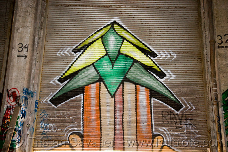graffiti by PLANT TREES - abandoned warehouse in richmond (near san francisco), abandoned, graffiti, plant trees, richmond, trespassing, urban exploration, warehouse
