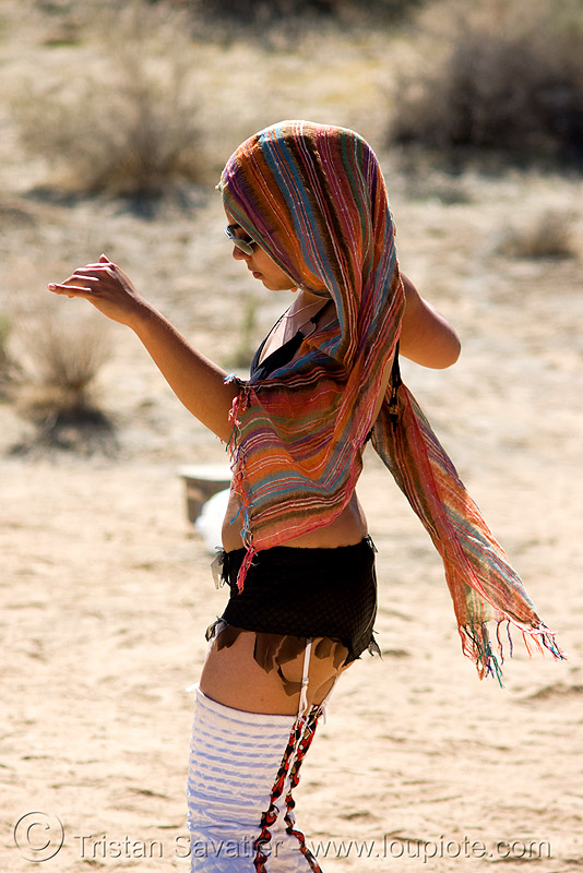 her name is maya, dancing, desert party, maya, psy trance, rave party, woman