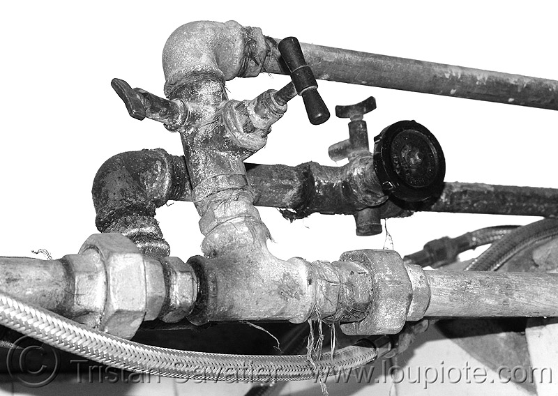 hotel plumbing - pipes - faucets (bulgaria), faucets, pipes, plumbing, valves