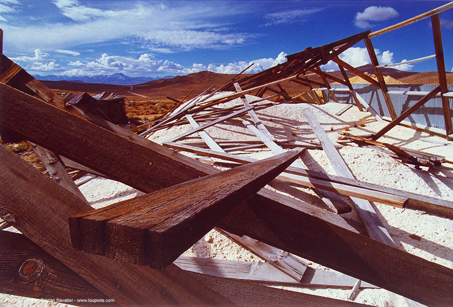 lumbers, abandoned, beams, bodie, decay, ghost town, gold mine, timber, trespassing, urban exploration