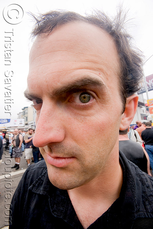 miloh - dore alley fair (san francisco), dore alley fair, eye, man, miloh