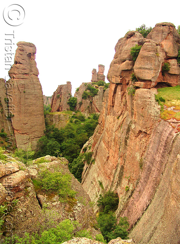 near-belogradchik - red rock cliffs (bulgaria), red rocks, rock walls, българия