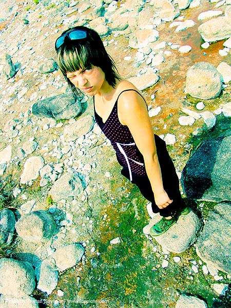 pai-hot-spring - anke-rega, anke rega, cross-processed, dxpro, hot springs, woman, ประเทศไทย