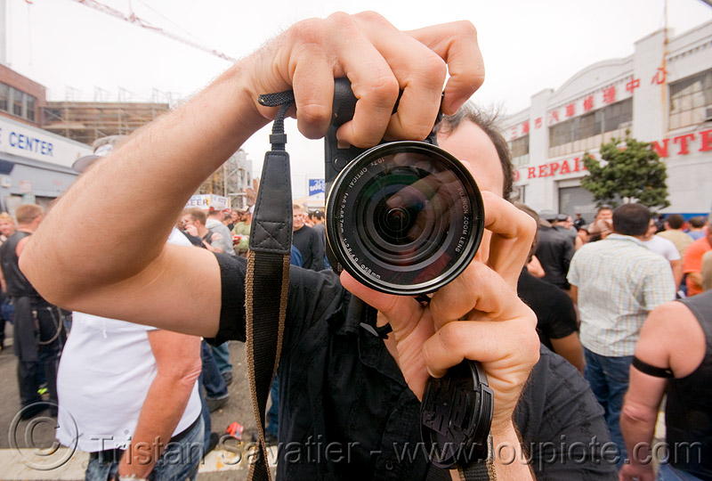 paparazzi, camera, dore alley fair, lens, miloh, paparazzo, people, photographer