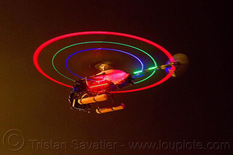 RC heli shooting aerial video - copter kids - burning man 2012, camera, camera filming video flying led, chopper, drone, helicopter, night, rc camera, remote controlled, remote controlled camera, remote controlled helicopter, single rotor, uav, unmaned aerial vehicle