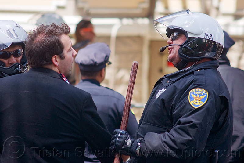 Two suspects arrested in San Francisco Market Street