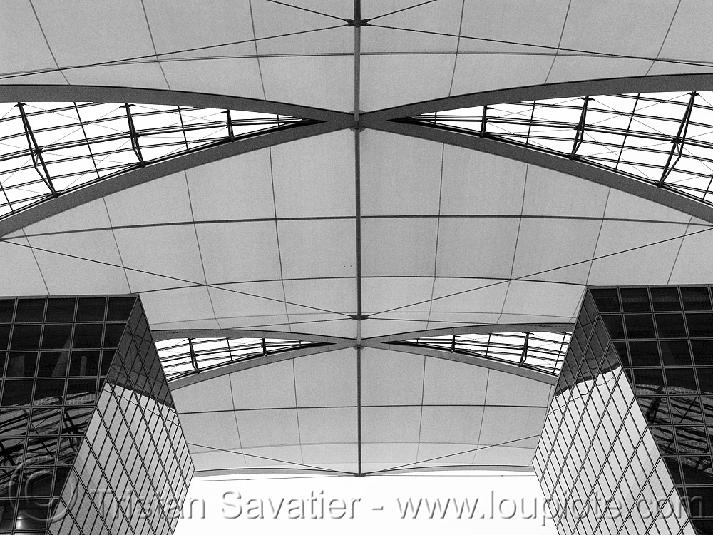 sofia international airport (bulgaria), architecture, roof, българия
