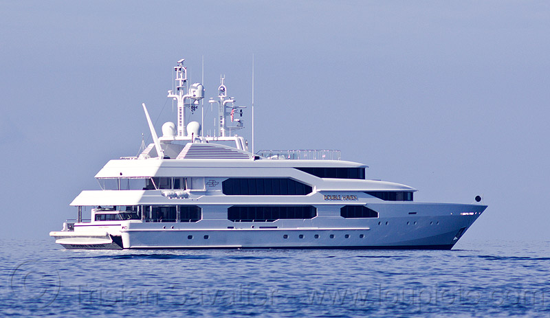 super-yacht double haven, boat, double haven, feadship, mabul, mega-yacht, ocean, sea, ship, sipadan, super-yacht