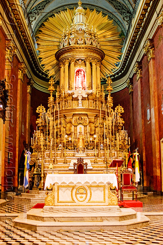 tabernacle - sacred art - salta cathedral (argentina), altar, argentina, baroque, cathedral, church, noroeste argentino, sacred art, sagrario, salta capital, tabernacle