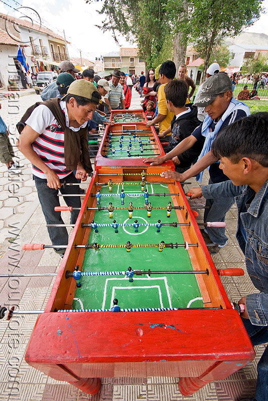 table football - fussball - baby-foot, baby-foot, foosball, fussball, playing, table football, tarabuco