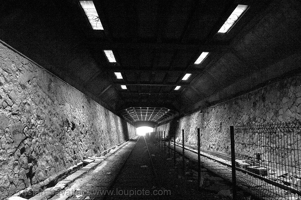 train tunnel - abandoned underground railway (paris, france), abandoned, infrastructure, paris, petite ceinture, railroad tracks, rails, railway tracks, railway tunnel, train tunnel, trespassing, urban exploration