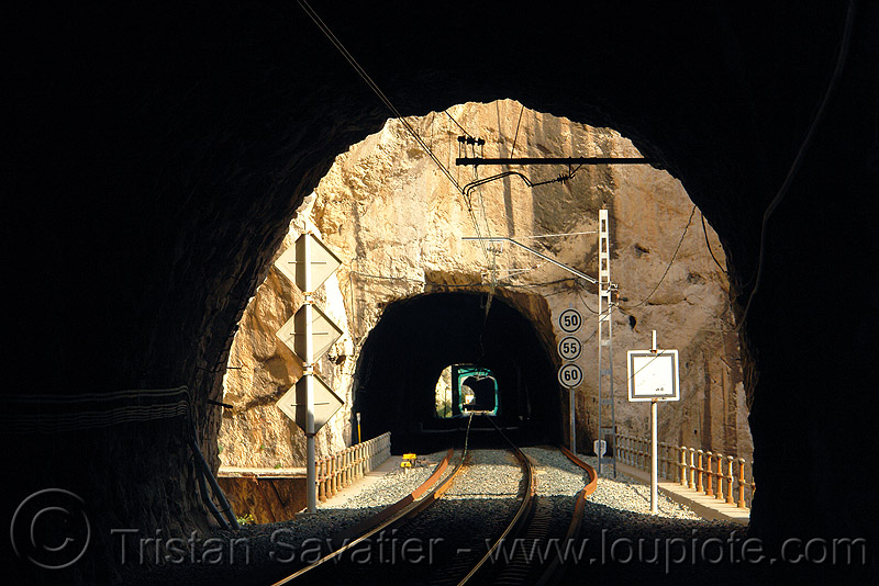train tunnels, caminito del rey, camino del rey, desfiladero de los gaitanes, el chorro, infrastructure, railroad, railway, signs, train tunnel, trespassing, tunnels, urban exploration, urbex