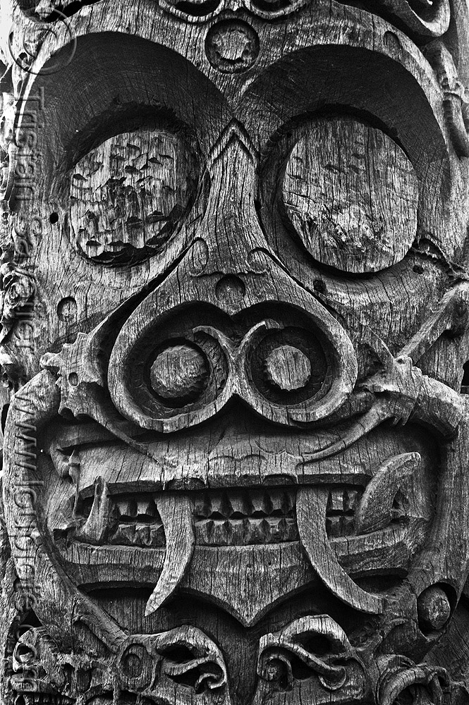 tribal wood carving (borneo), dayak, divinity, head, iban, indigenous culture, kuching, sacred, scrulpture, spirit, totem, tribal, wood carving