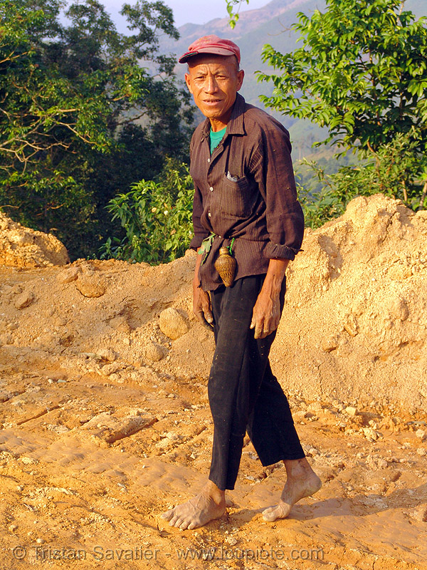 tribe man - vietnam, hill tribes, indigenous, people