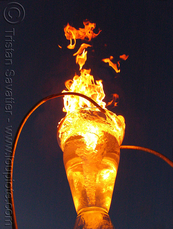 water and fire, burning, echevaria, fire art, fire arts festival, flames, orion fredericks, the crucible, therm, water