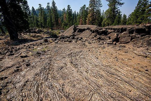 ancient lava ripples, basalt, lava beds, lava ripples, rock formation, shasta-trinity national forest, volcanic