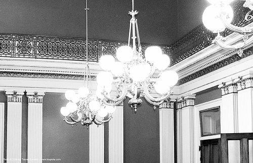 old lamps - sf-old-mint, ceiling lights, chandeliers, light globes, lighting fixtures, san francisco old mint