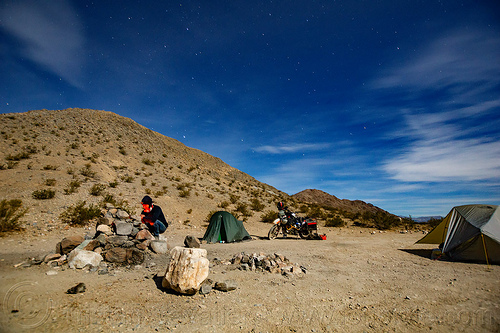 backcountry camping - death valley, camping, death valley, night, stars, tent, woman