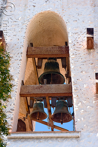 bell tower - humahuaca (argentina), argentina, bell tower, bells, campanil, church tower, noroeste argentino, quebrada de humahuaca, solano