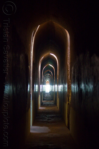 bhool bhulaiya - lucknow (india), architecture, asafi imambara, bara imambara, bhulbhulayah, corridor, dark, india, islam, labyrinth, lucknow, monument, passage, shia shrine