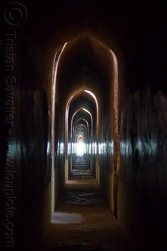 bhool bhulaiya - lucknow (india), architecture, asafi imambara, bara imambara, bhulbhulayah, corridor, dark, islam, labyrinth, maze, monument, passage, shia shrine