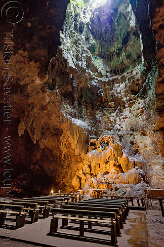 callao cave - cave church near tuguegarao (philippines), church, natural cave, philippines, religion, tuguegarao