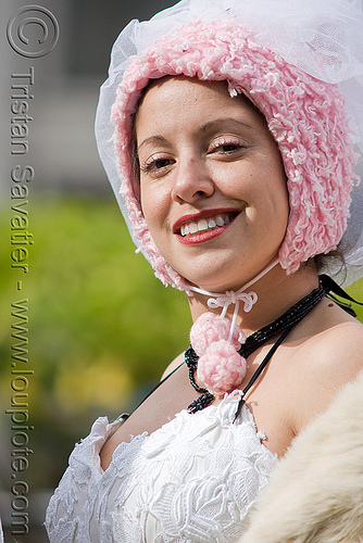 carla lobato - brides of march (san francisco), brides of march, carla lobato, festival, wedding, white, woman