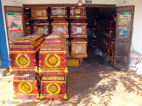 caskets on sale! - coffins - vietnam, caskets, coffins, funeral, mortuary, phan thiet, shop