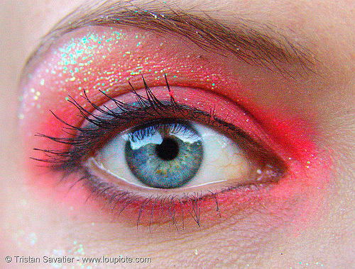 catherine's beautiful eye, catherine, close up, eye color, eyelashes, iris, mascara, woman