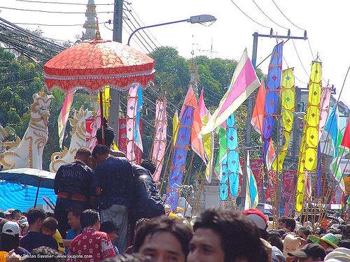 เชียงใหม่ - chiang mai - สงกรานต์ - songkran festival (thai new year) - thailand, banners, chiang mai, songkran, thai new year, water festival, ประเทศไทย, สงกรานต์, เชียงใหม่